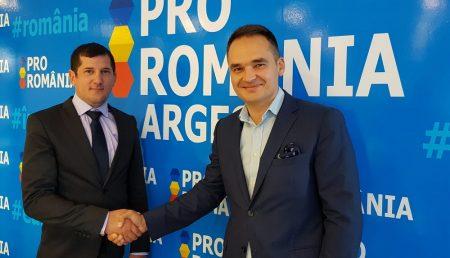 DIRECTORUL DE DEZVOLTARE PEUGEOT LA NIVEL NAȚIONAL, LA PRO ROMÂNIA ARGEȘ