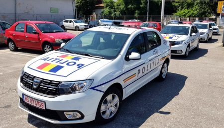 AUTOSPECIALE NOU-NOUȚE PENTRU POLIȚIA ARGEȘEANĂ