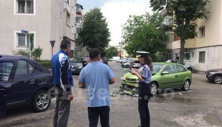 (VIDEO) UPDATE: ACCIDENT CU SCANDAL ÎN GĂVANA