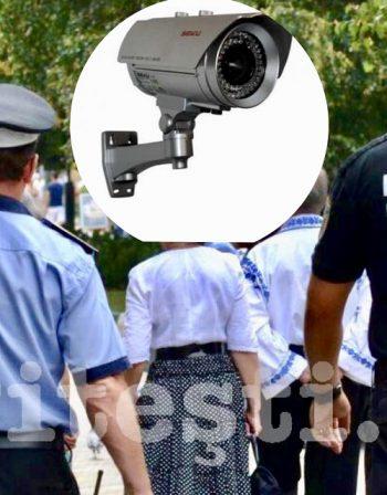 POLIȚIA LOCALĂ PUNE CAMERELE PE PITEȘTENI