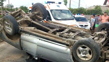 UPDATE: ACCIDENT GRAV. VICTIME CU MULTIPLE TRAUMATISME