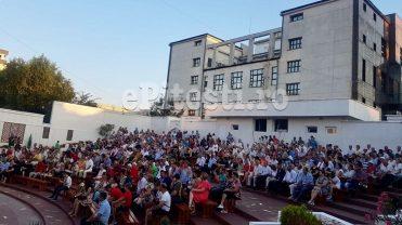 FESTIVAL-CONCURS LA GRĂDINA DE VARĂ