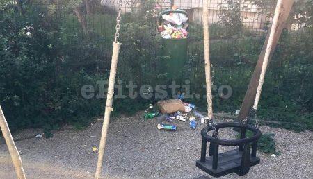"""ÎN POPA ȘAPCĂ E FURIE: """"COPIII NOȘTRI SE JOACĂ PRINTRE GUNOAIE!"""""""