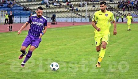 CÂT ALOCĂ PRIMĂRIA PENTRU HRANA FOTBALIȘTILOR DE LA FC ARGEȘ