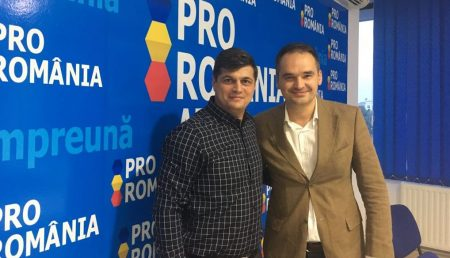 (VIDEO) EUROPARLAMENTARUL LAURENȚIU REBEGA, LA ȘEDINȚA PRO ROMÂNIA ARGEȘ
