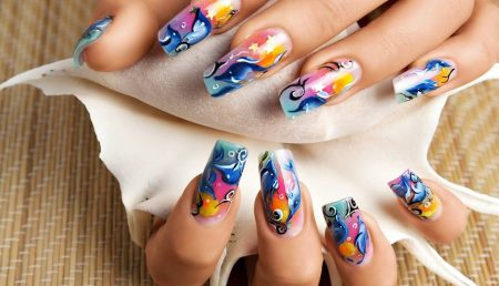 WORKSHOP ÎN PITEȘTI: HAPPY NAILS MIX DESIGN LA PNC
