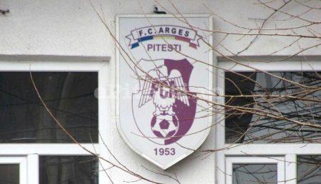 DOLIU LA FC ARGEȘ