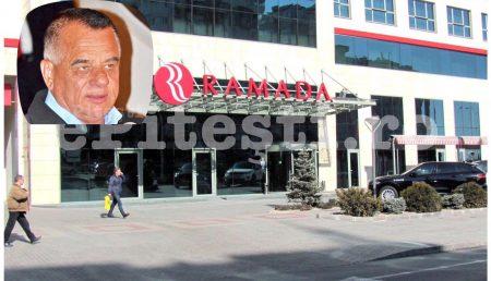 (VIDEO) IONICĂ A MUTAT PRIMĂRIA LA HOTEL