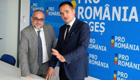 BOGDAN IVAN ȘI LIVIU STANCU, ALEȘI VICEPREȘEDINȚI AI PRO ROMÂNIA