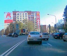 (VIDEO) FERIȚI-VĂ DE ACEST ȘOFER! POLIȚIA RUTIERĂ, ABSENTĂ