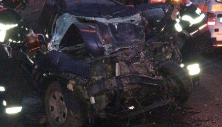 UPDATE: ACCIDENT GRAV ÎN ARGEȘ. DOI BĂRBAȚI AU MURIT