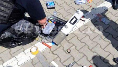 UPDATE: ALERTĂ PIROTEHNICĂ PE BULEVARDUL EROILOR