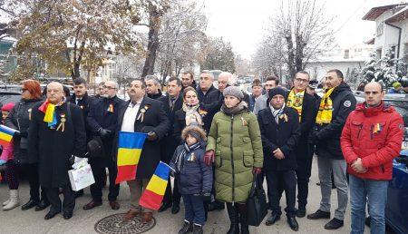 PRO ROMÂNIA ARGEȘ, LA MANIFESTĂRILE DE 1 DECEMBRIE