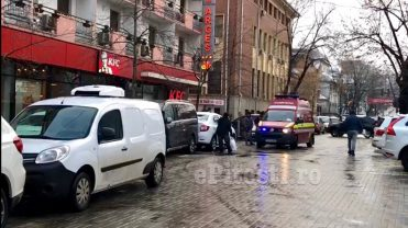 (VIDEO) URGENȚĂ ÎN CENTRU. UNUI COPIL I S-A FĂCUT RĂU