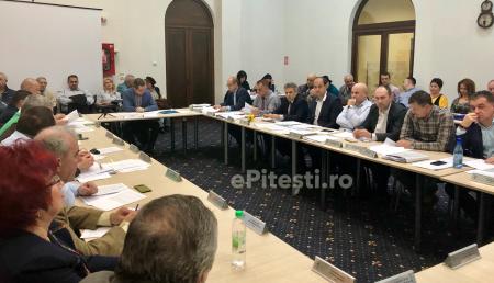 CONSILIER ALDE ACUZĂ: PRIMĂRIA PITEȘTI ARUNCĂ BANI PUBLICI PE FEREASTRĂ