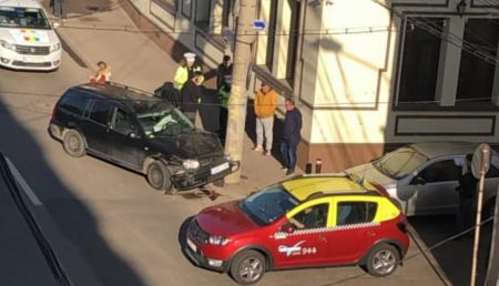 "UPDATE: ACCIDENT ÎN FAȚĂ LA ""ZINCA"""
