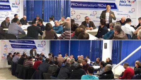 PRO ROMÂNIA ARGEȘ A ÎNCEPUT PREGĂTIRILE PENTRU ALEGERILE EUROPARLAMENTARE