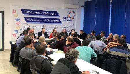 IOANA PETRESCU, ANUNȚ DESPRE EUROPARLAMENTARE LA PRO ROMÂNIA ARGEȘ
