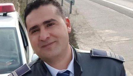 POLIȚISTUL ZILEI. AFLAT ÎN TIMPUL SĂU LIBER, SALVATOR PENTRU VICTIMA ACCIDENTULUI DE PE DN 73