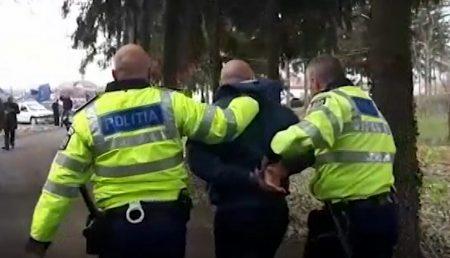 (VIDEO) POLIȚIȘTII ARGEȘENI, TUR DE FORȚĂ LA FOC AUTOMAT