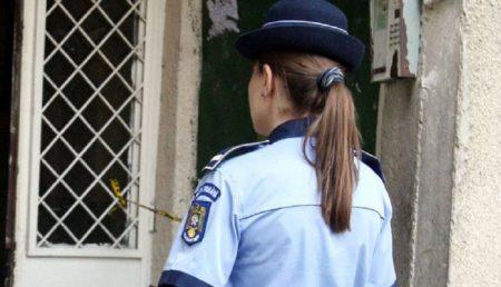 ARGEȘ: SCANDAL, POLIȚISTĂ AGRESATĂ