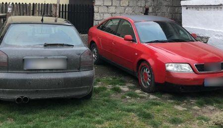 UPDATE: BANDĂ DE HOȚI, ANIHILATĂ. BĂRBAȚI ARESTAȚI, MAȘINI CONFISCATE