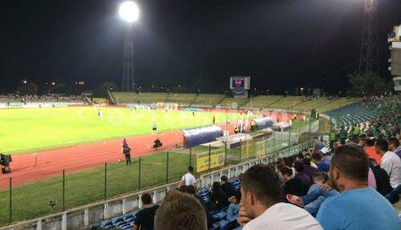 Astăzi, FC Argeș-UTA. Suporterii alb-violeți revin în tribune, după o pauză de mai bine de un an