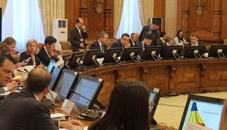MIHAI OPRESCU, LA COMITETUL ÎNALȚILOR RESPONSABILI CU INSPECȚIA MUNCII