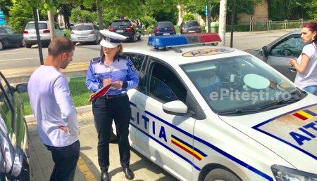 (VIDEO) PIETONI LUAȚI CA DIN OALĂ DE POLIȚIȘTII RUTIERI