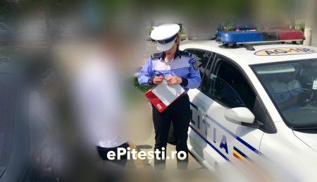 TAXIMETRIST PIRAT, SANCȚIONAT DE POLIȚIE ÎN OARJA