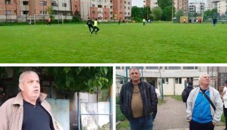 """NEGOCIERI BLOCATE LA BAZA SPORTIVĂ """"ARIPI"""""""