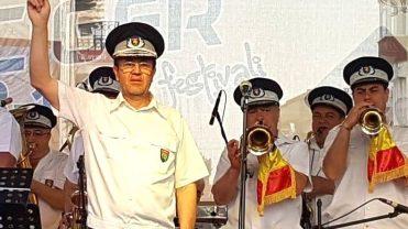 FESTIVAL INTERNAȚIONAL DE FANFARE LA GRĂDINA DE VARĂ