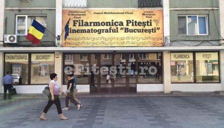 CONCERT PENTRU VIAȚĂ LA FILARMONICA PITEȘTI