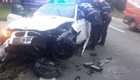 UPDATE: ACCIDENT CU VICTIME ÎN ARGEȘ, NEMȚI RĂNIȚI