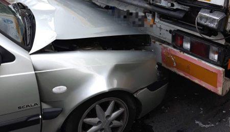 UPDATE: ACCIDENT CU VICTIME PE DN 65