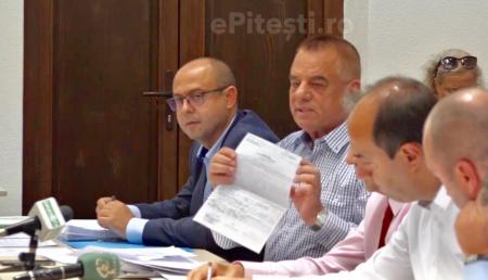 """(VIDEO) ȘIR DE AMENZI PENTRU PRIMARUL IONICĂ. """"PLĂTESC PENTRU GREȘEALA TUTUROR!"""""""
