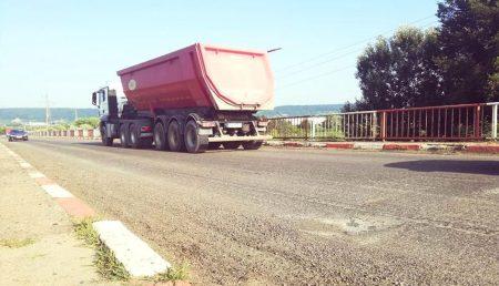 UPDATE: DRUM DIN ARGEȘ, UNDĂ VERDE PENTRU ASFALTARE