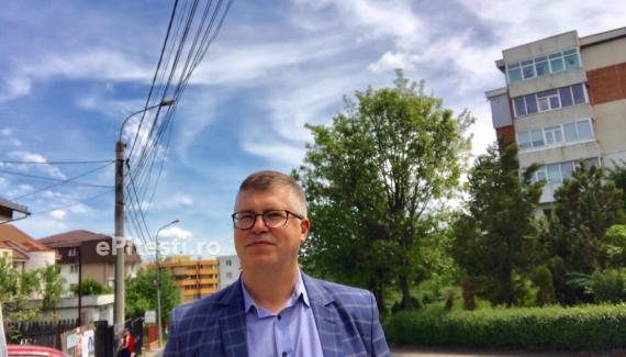 Controversatul arhitect Cătălin Ghiță s-a întors la Primăria Pitești