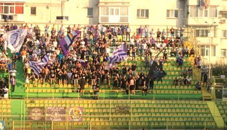 (VIDEO) SUPORTERI AI LUI FC ARGEȘ, INTERZIȘI PE STADION