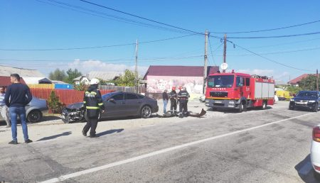 UPDATE: ACCIDENT ÎN MOȘOAIA