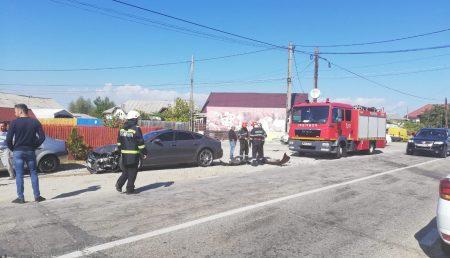 UPDATE: ACCIDENT ÎN MOȘOAIA