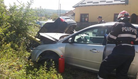 (UPDATE) ARGEȘ: ACCIDENT CU VICTIME