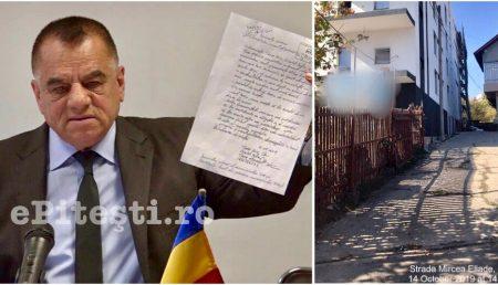 """CORNEL IONICĂ, TRATAT CU FLIT DE """"RECHINII"""" IMOBILIARI: LUCRĂRILE TREBUIE SĂ ÎNCETEZE!"""