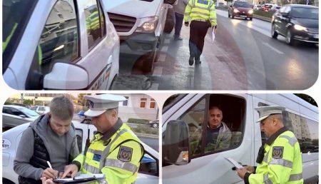 (VIDEO) MAXI-TAXI DE PE CALEA BUCUREȘTI, LA CONTROL!