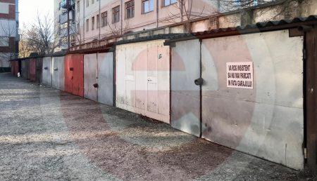 GARAJELE DE PE O STRADĂ DIN TRIVALE VOR FI DEMOLATE