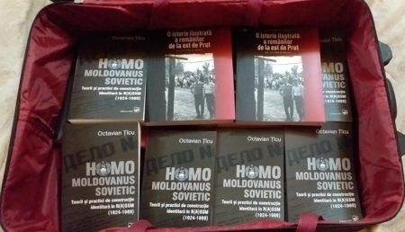 LANSARE DE CARTE: HOMO MOLDOVANUS SOVIETIC