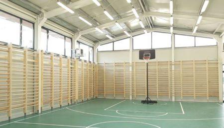 O nouă sală de sport în Pitești