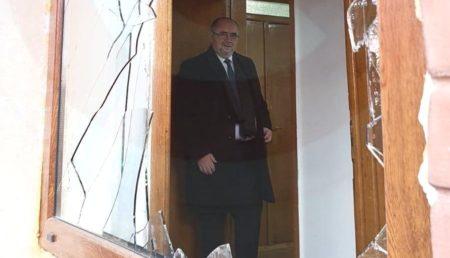 (VIDEO) UPDATE: DĂNUȚ BICA, UIMIT DUPĂ SPARGEREA DE LA PNL ARGEȘ