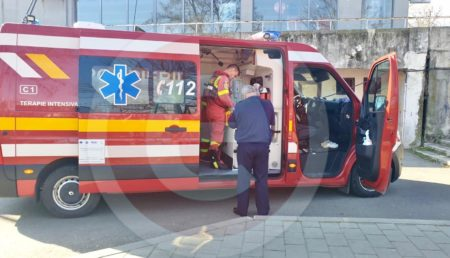 Accident rutier grav în Argeş. Victima – un copil