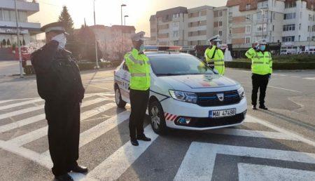 VIDEO: SUTE DE POLIȚIȘTI ARGEȘENI, ÎN STRADĂ, ÎN MINIVACANȚA DE 1 IUNIE